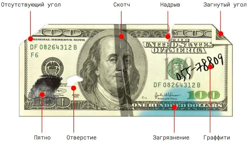 старый долар